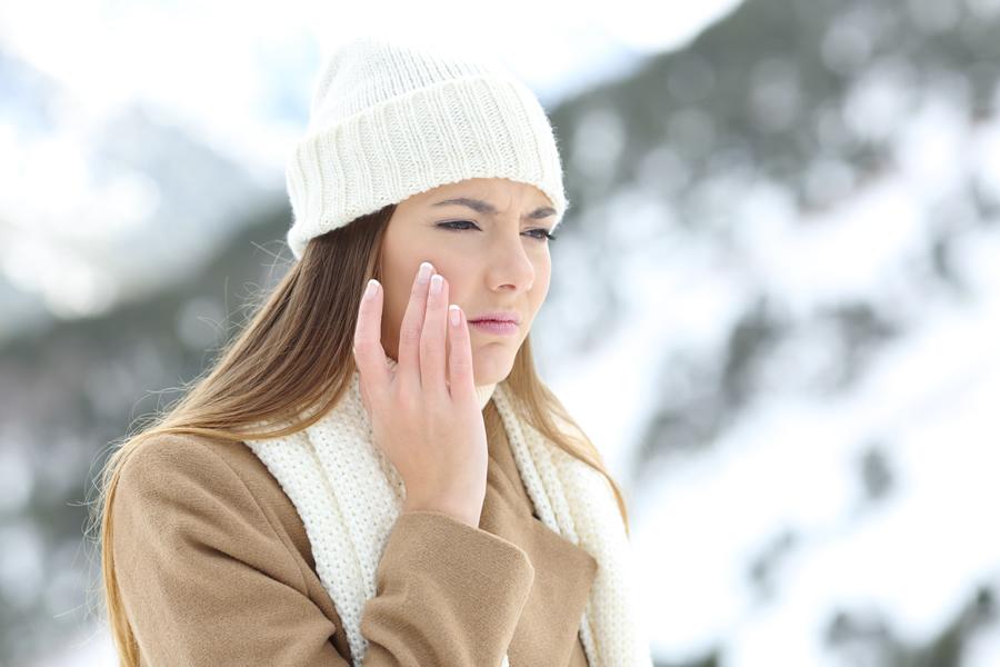 Cuidados de la piel despigmentada en invierno